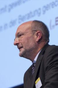 Alexander Ficht auf dem nwb-Steuerberater-Forum, Düsseldorf Sept. 2012