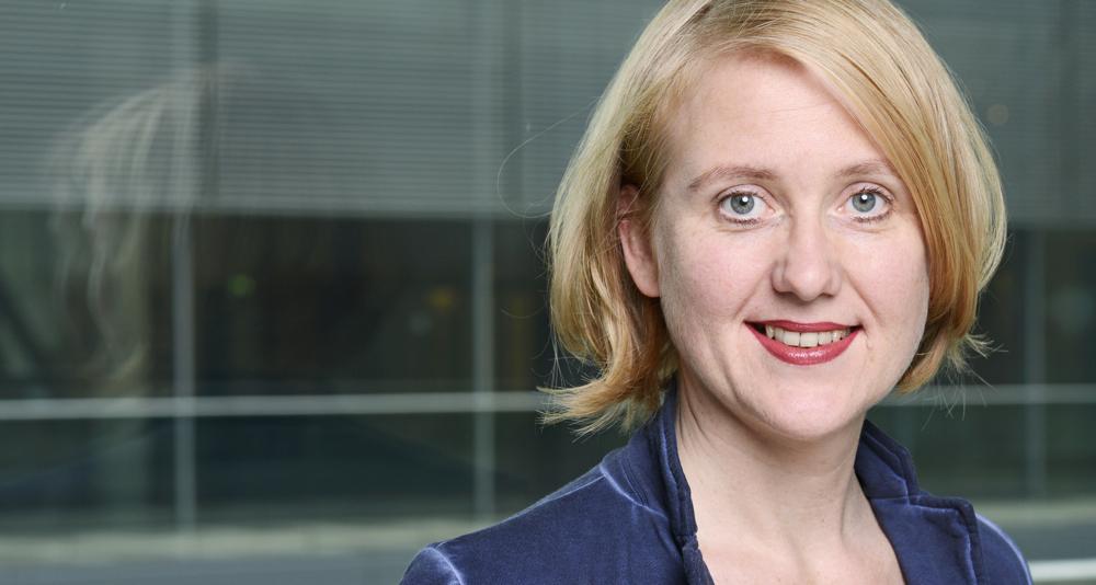Lisa Paus, Obfrau der Bundestagsfraktion Bündnis 90/Die Grünen im Finanzausschuss