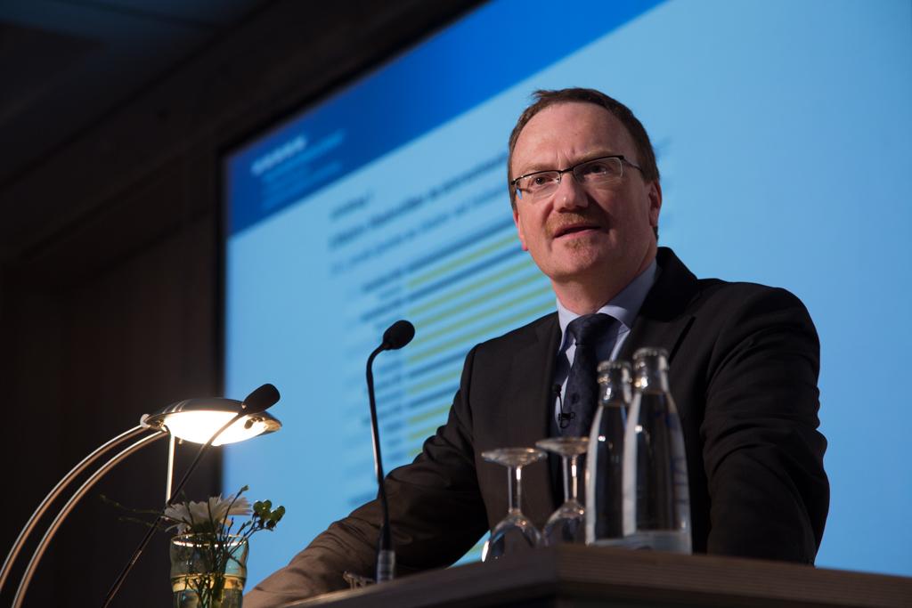 Prof. Dr. Lars P. Feld, Leiter des Walter Eucken Instituts, Albert-Ludwigs-Universität.