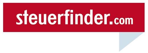 Logo des Bewertungsportals steuerfinder.com