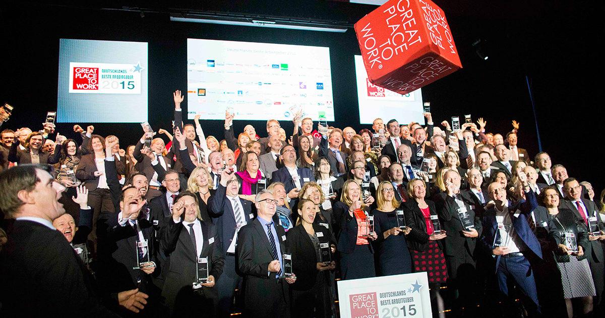 Deutschlands Beste Arbeitgeber 2015, Foto: Joana Nietfeld