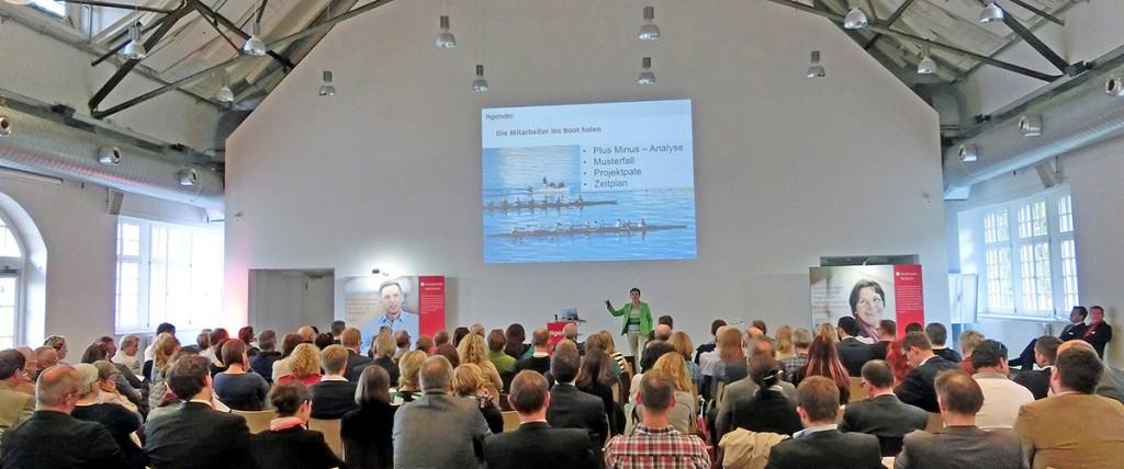 Tag der kleinen Kanzlei München 2014 (Foto: Agenda)
