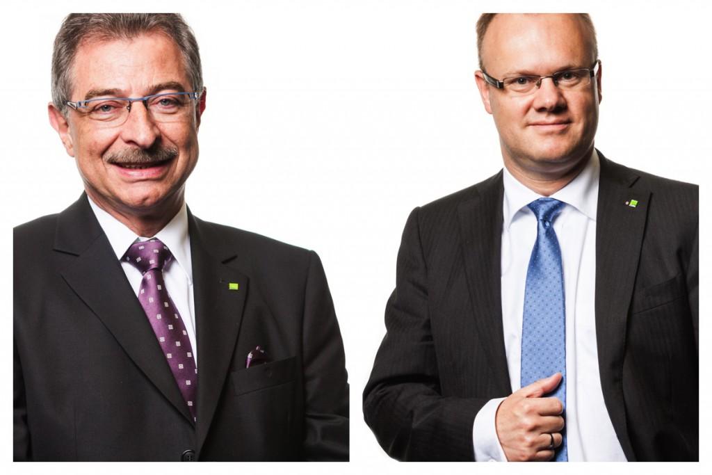 Robert Mayr löst am 1. April 2016 Dieter Kempf als Datev-Vorstand ab