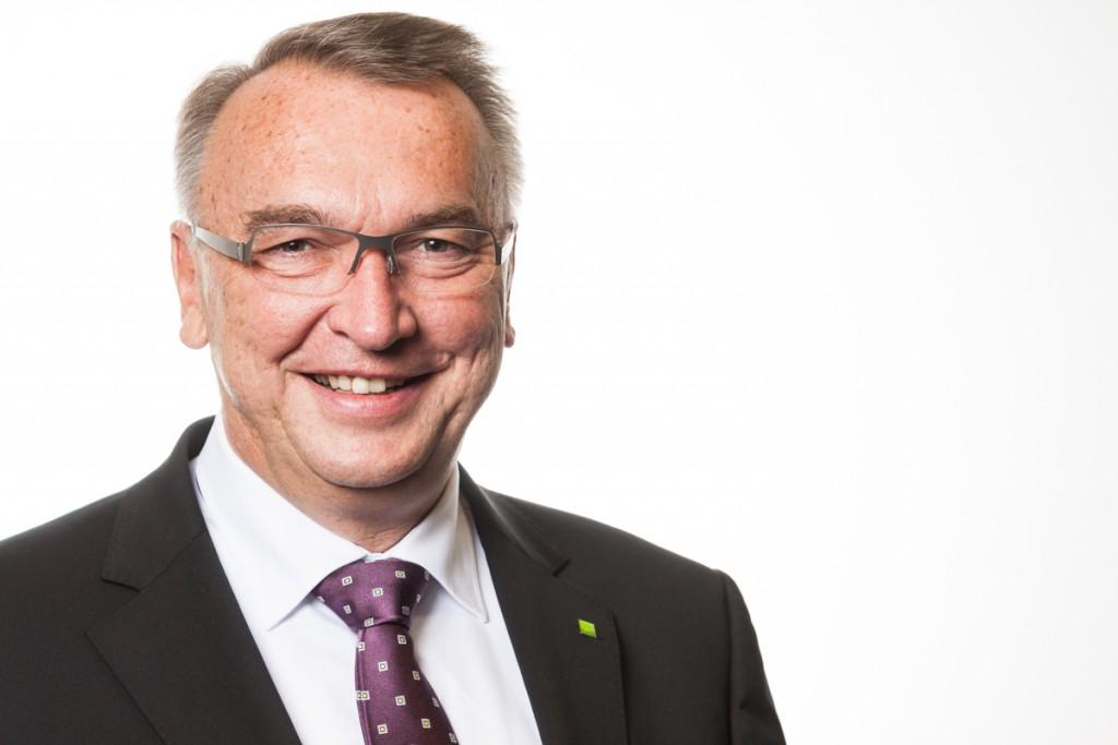 Eckhard Schwarzer, Datev Vorstandsmitglied Service und Vertrieb