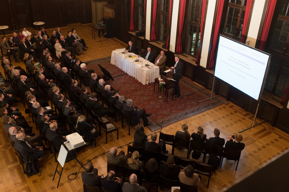 Regionaltagung der DStJG in Bremen Januar 2016