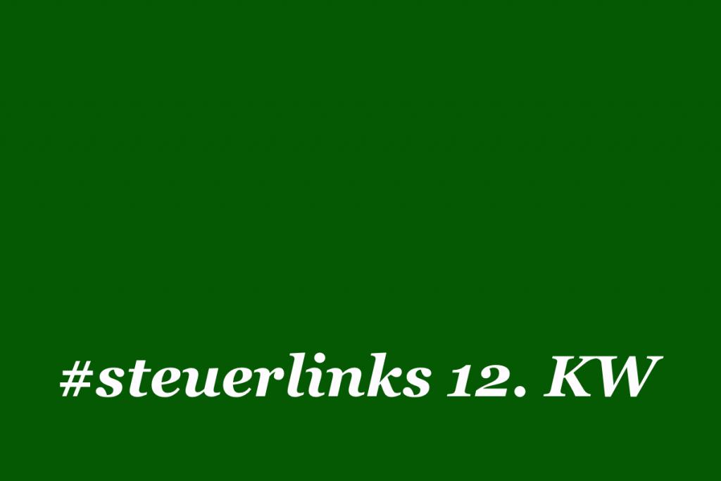 steuerlinks 12 KW