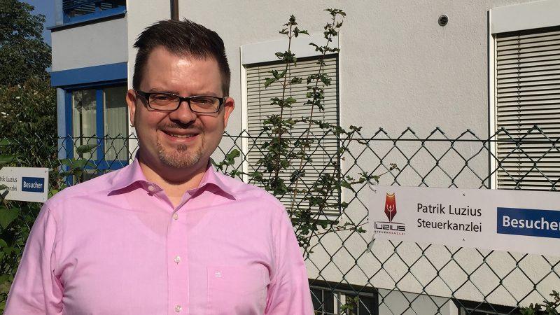 StB Patrik Luzius (Foto: Privat)