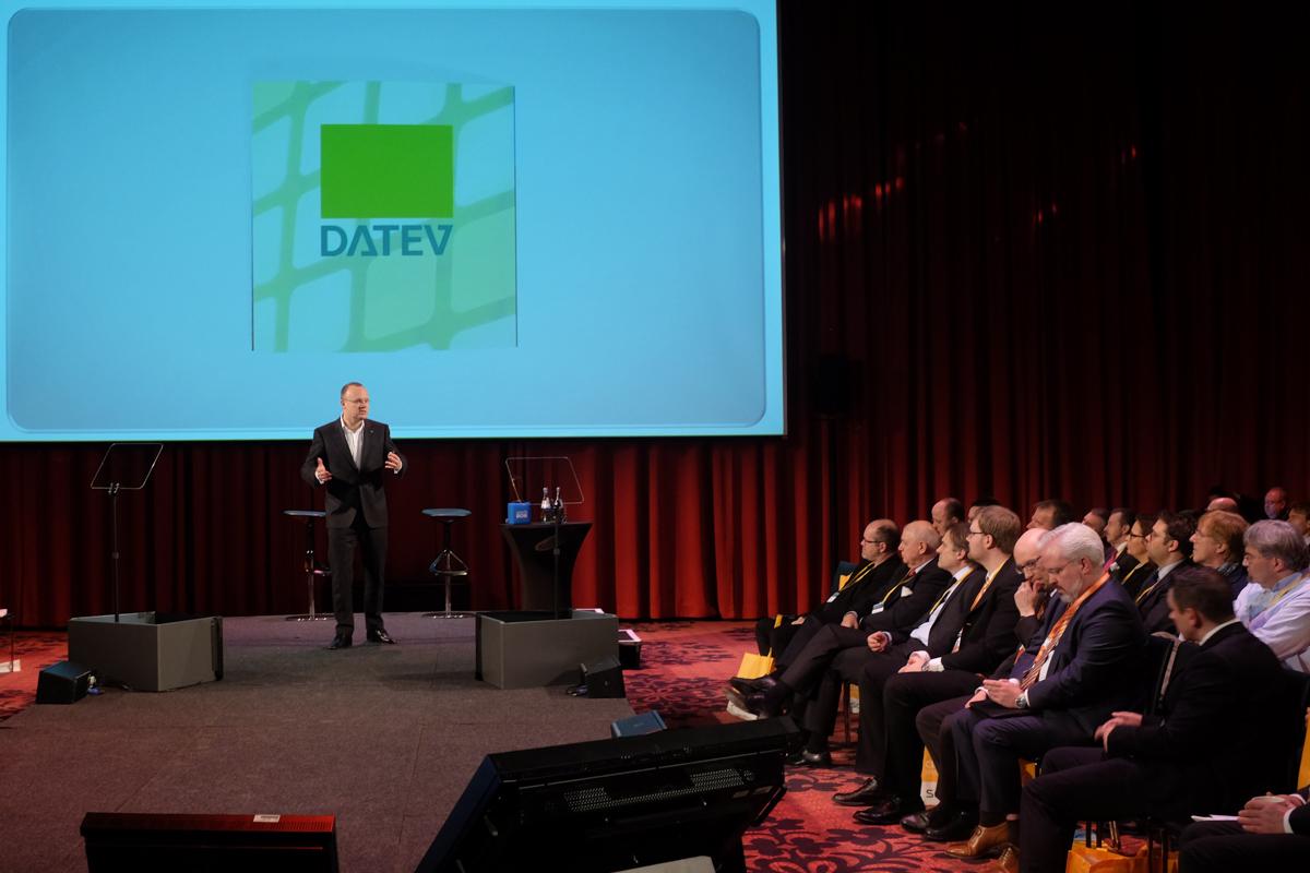 Dr. Robert Mayr auf dem 5. Cloud-Unternehmertag von Scopevisio in Bonn