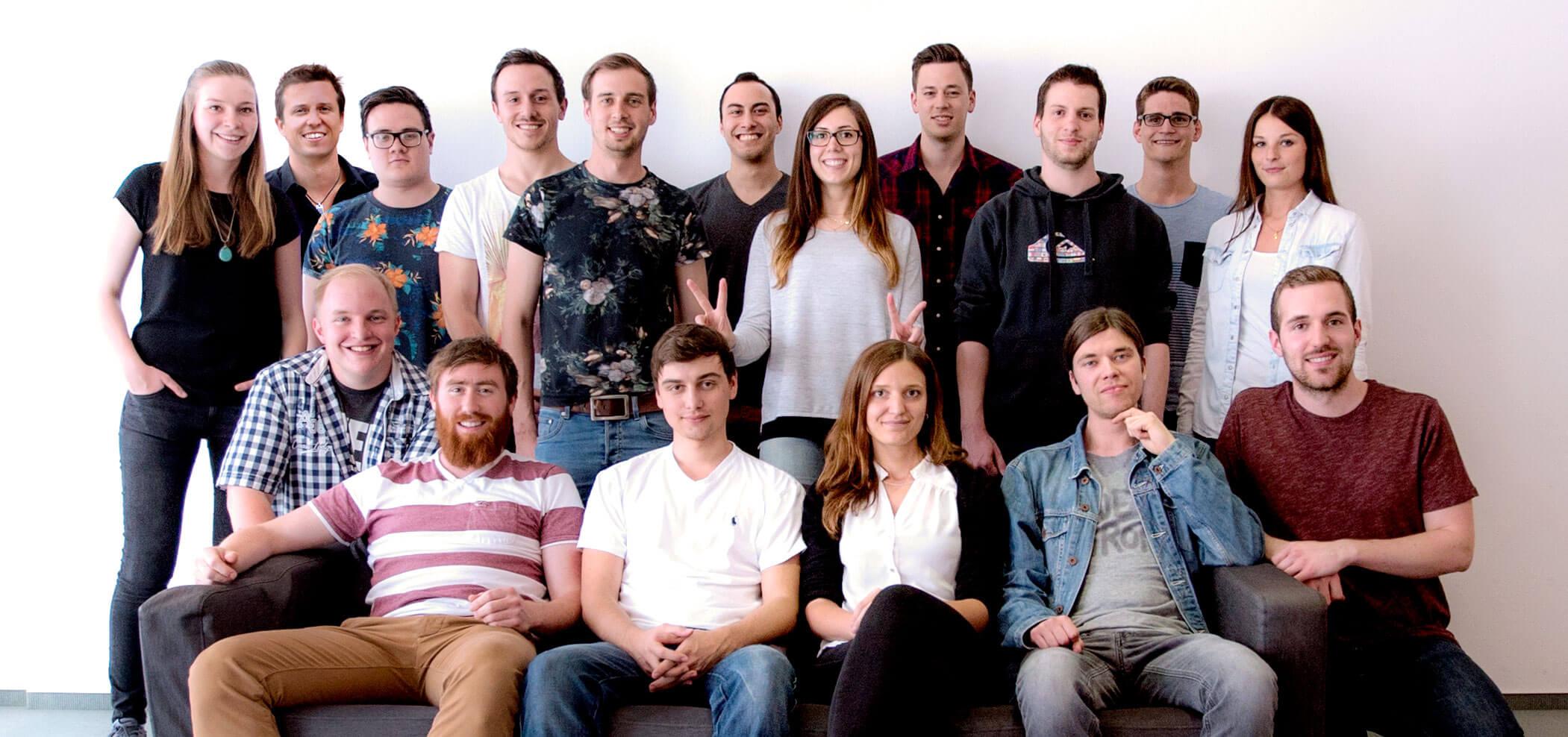 Das Team von SevDesk (Foto SevDesk)