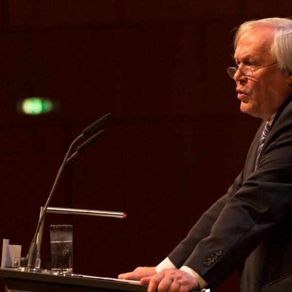BStBK-Präsident Raoul Riedlinger auf dem 55. Deutschen Steuerberaterkongress