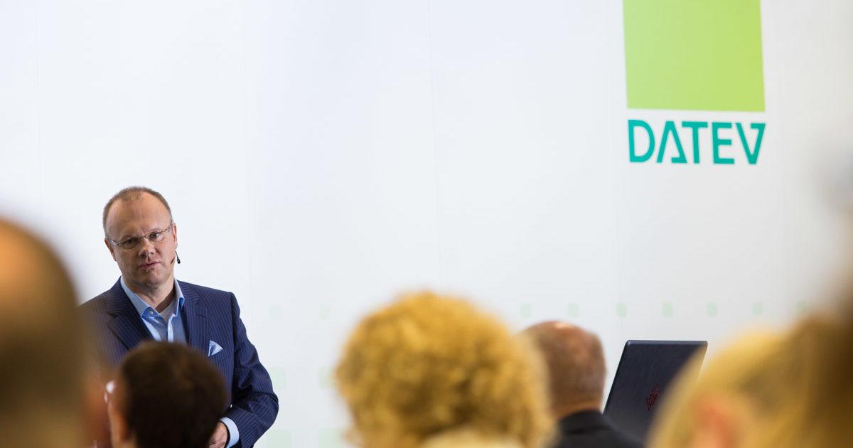 Dr. Robert Mayr, Datev 2017 JPK, jahrespressekonferenz