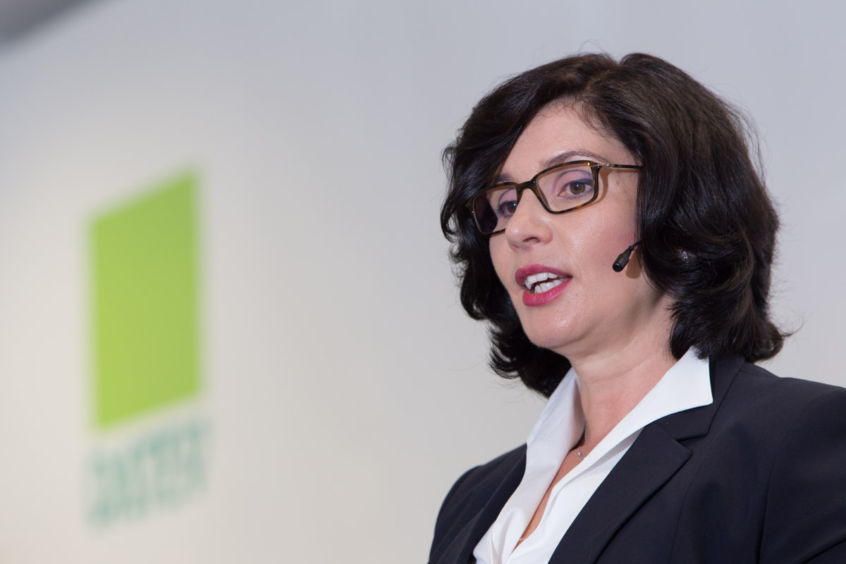 Diana Windmeißer, Finanz Vorstand Datev, Datev 2017 JPK, jahrespressekonferenz