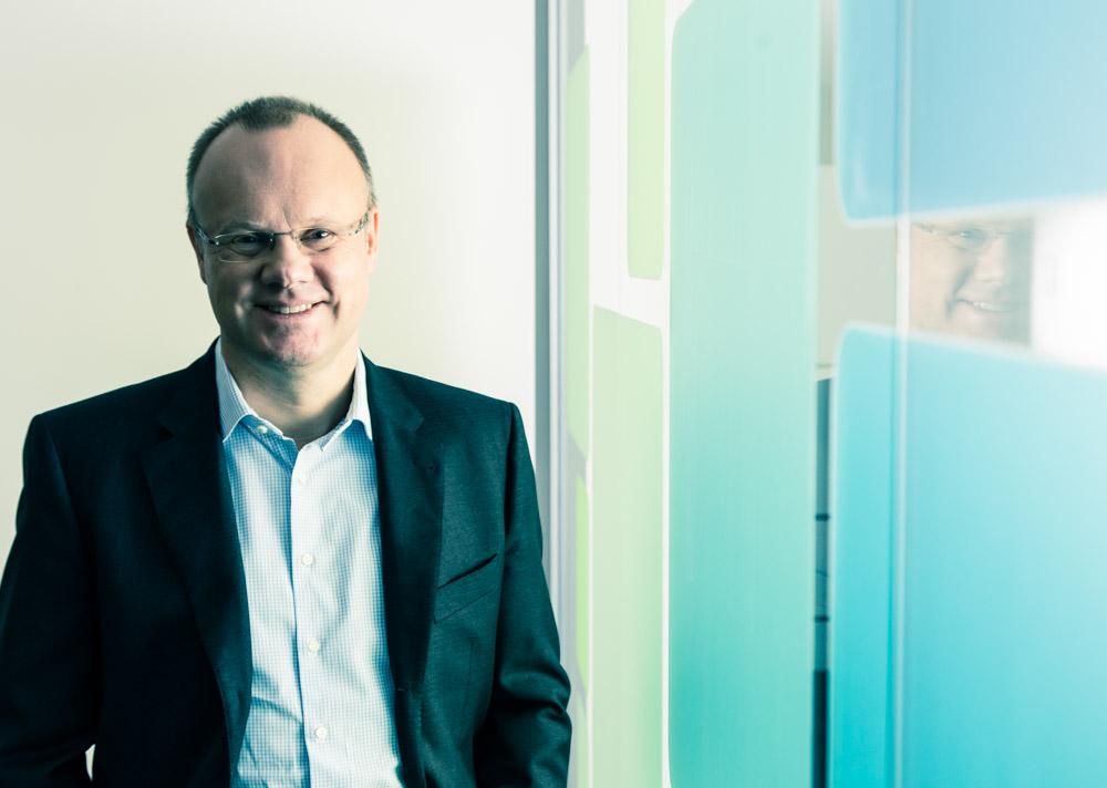 Robert Mayr, Vorstandsvorsitzender Datev