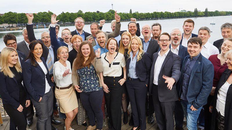 VALTAXA Verband der Angestellten in steuerberatenden Berufen in Deutschland e. V. Foto: Christian Wyrwa