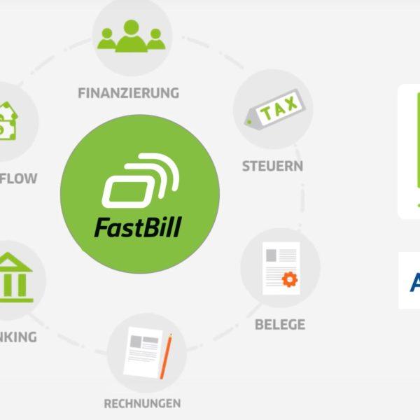 FastBill DATEVconnect online Schnittstelle