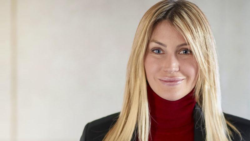 StBin Linda Albrecht (Foto: Enno Kapitza im Auftrag von Agenda)