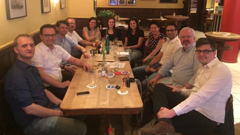 1. TaxTech Meetup in Düsseldorf