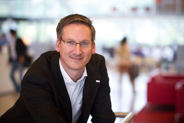 Mathias Reinecke, Senior Product Marketing Manager Cloud Solutions, cloud ERP, online Kollaboration