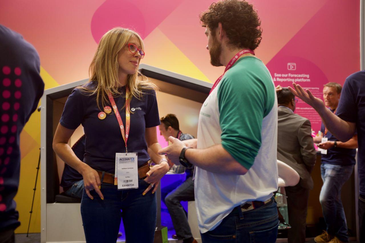 Hannah Dawson, Mitgründerin von futrli.com