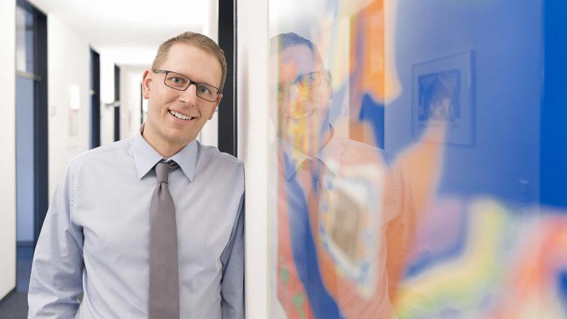 StB Tobias Weingart. Foto: www.patrick-kaut.de