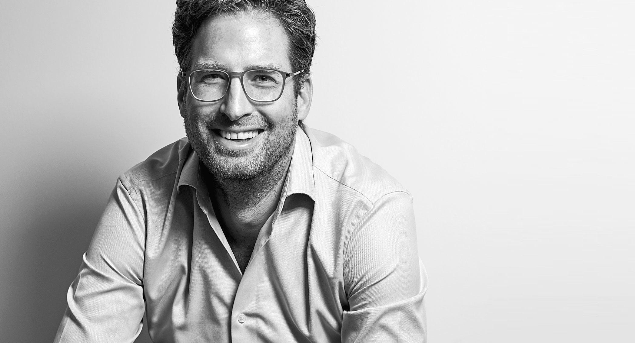 Florian Gottschaller (Foto: Spendit AG)