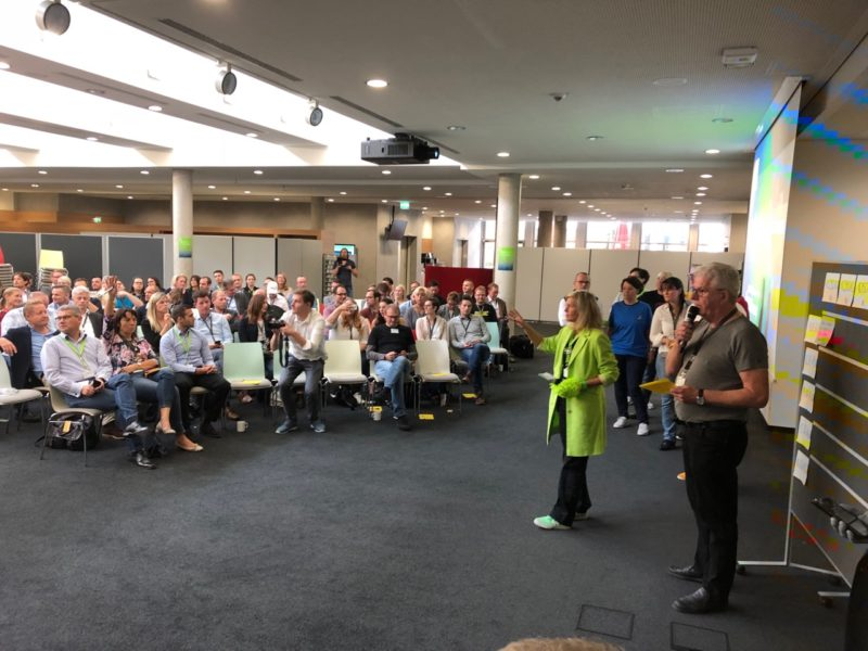 Datev Barcamp 2018