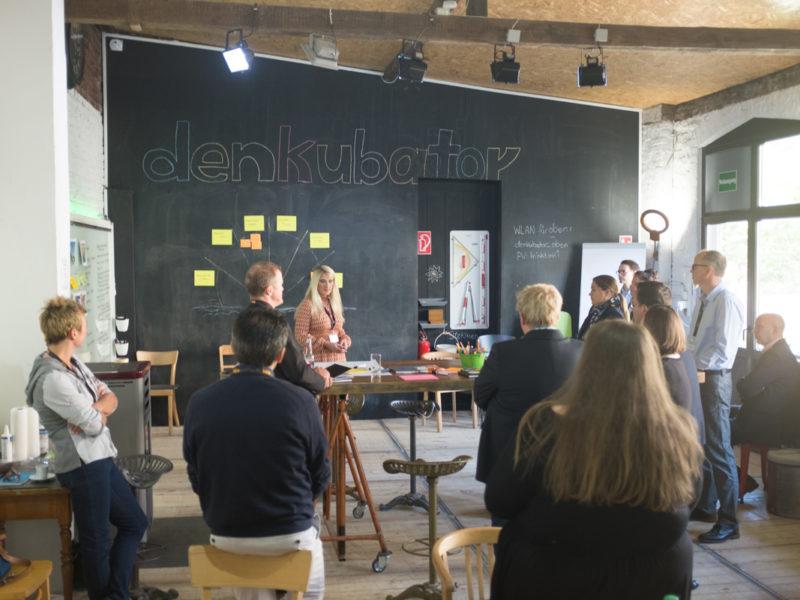 Lexoffice Zukunftswerkstatt, Düsseldorf September 2018