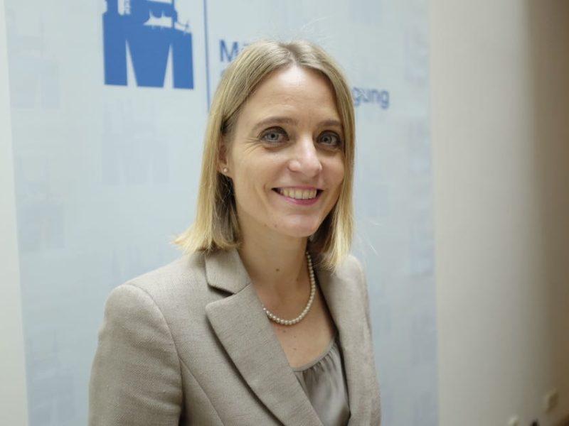 Tagungsleiterin Prof. Dr. Deborah Schanz (LMU München)