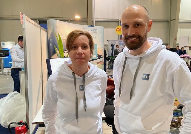 Stephanie &/ Marco Bogendörfer, 5fsoftware