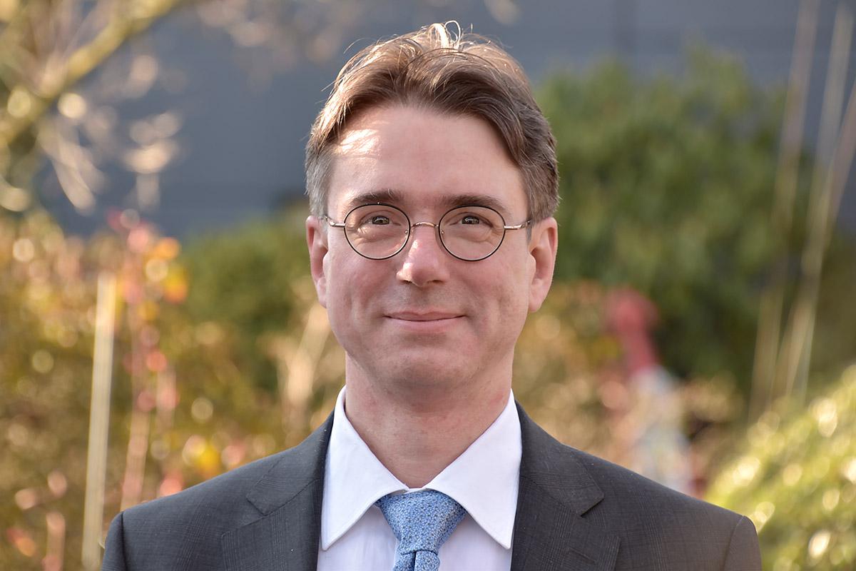 StB Dr. Mischa Müller (Foto: privat)