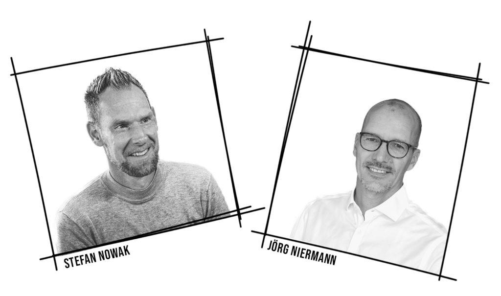 Stefan Nowak und Jörg Niermann (Haufe Better Business)