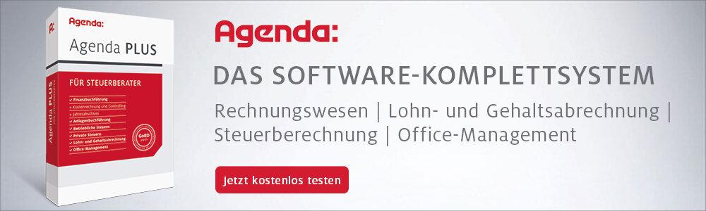 Agenda –Das Software-Komplettsystem