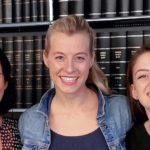 10 Fragen an …Franziska Beschorner, Helen Dieckhöfer und Sarah Klinkhammer