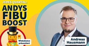 Andreas Hausmann präsentiert jedes Quartal die besten Datev-Tipps für FiBu und co